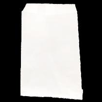 Papperspåse 170x215 mm vit 1000/fp