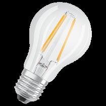 LED-lampa Osram Retrofit Classic A klar 4W E27