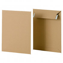 Kartongpåse Brief-box för A5+ 200/fp