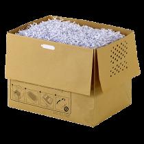 Avfallspåsar i papper Rexel Auto+ 300 40L 20/fp