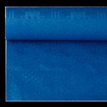Bordsduk Papstar Damast mörkblå 8x1,2 m