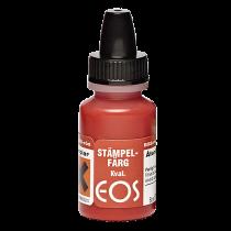 Stämpelfärg Colop EOS röd
