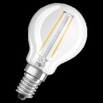 LED-lampa Osram Retrofit Classic A klar 5,5W E14