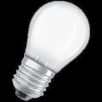 LED-lampa Osram Retrofit Classic A frostad 4W E27