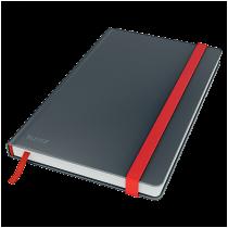 Anteckningsbok Leitz Cosy Soft Touch A5 grå