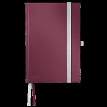 Anteckningsbok Leitz Style A5 röd