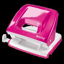Hålslag Leitz Wow 5151 rosa
