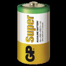 Batteri GP Super Alkaline D 2/fp