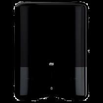 Handdukshållare Tork Singlefold/C-fold H3 svart