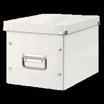 Förvaringslåda Click & Store Medium vit