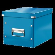 Förvaringslåda Click & Store Medium blå