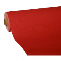 Bordsduk Papstar Royal Collection röd