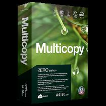 Kopieringspapper MultiCopy Zero A4 hål 500/fp