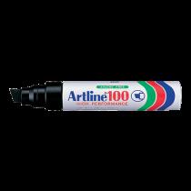 Märkpenna Artline 100 svart
