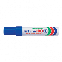 Märkpenna Artline 100 blå