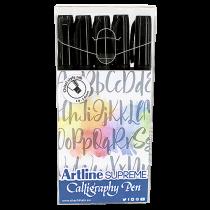 Kalligrafipenna Artline Supreme 5/fp