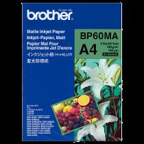 Fotopapper Brother matt A4 25/fp