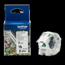 Etikett Brother VC-500W 9mmx5m