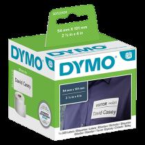 Adressetikett Dymo LabelWriter 101x54 mm