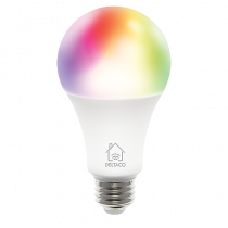 LED-lampa Deltaco Smart Home E27 RGB