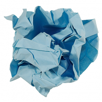 Färgat papper Image A4H 80 g blå