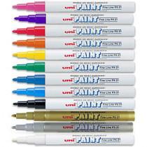 UNI Paintmarker Fine PX21-44 Gul