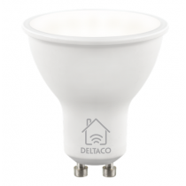 LED-lampa Deltaco Smart Home GU 10W