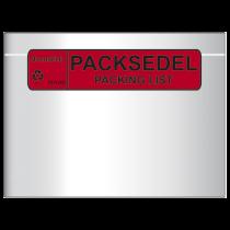 Packsedelskuvert Docustick C5 med tryck 1000/fp