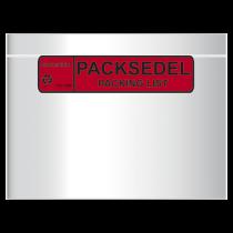 Packsedelskuvert Docustick C6 med tryck 1000/fp