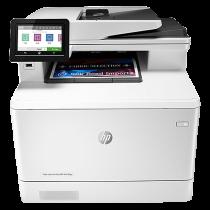 Multifunktion HP LaserJet Pro M479fdw