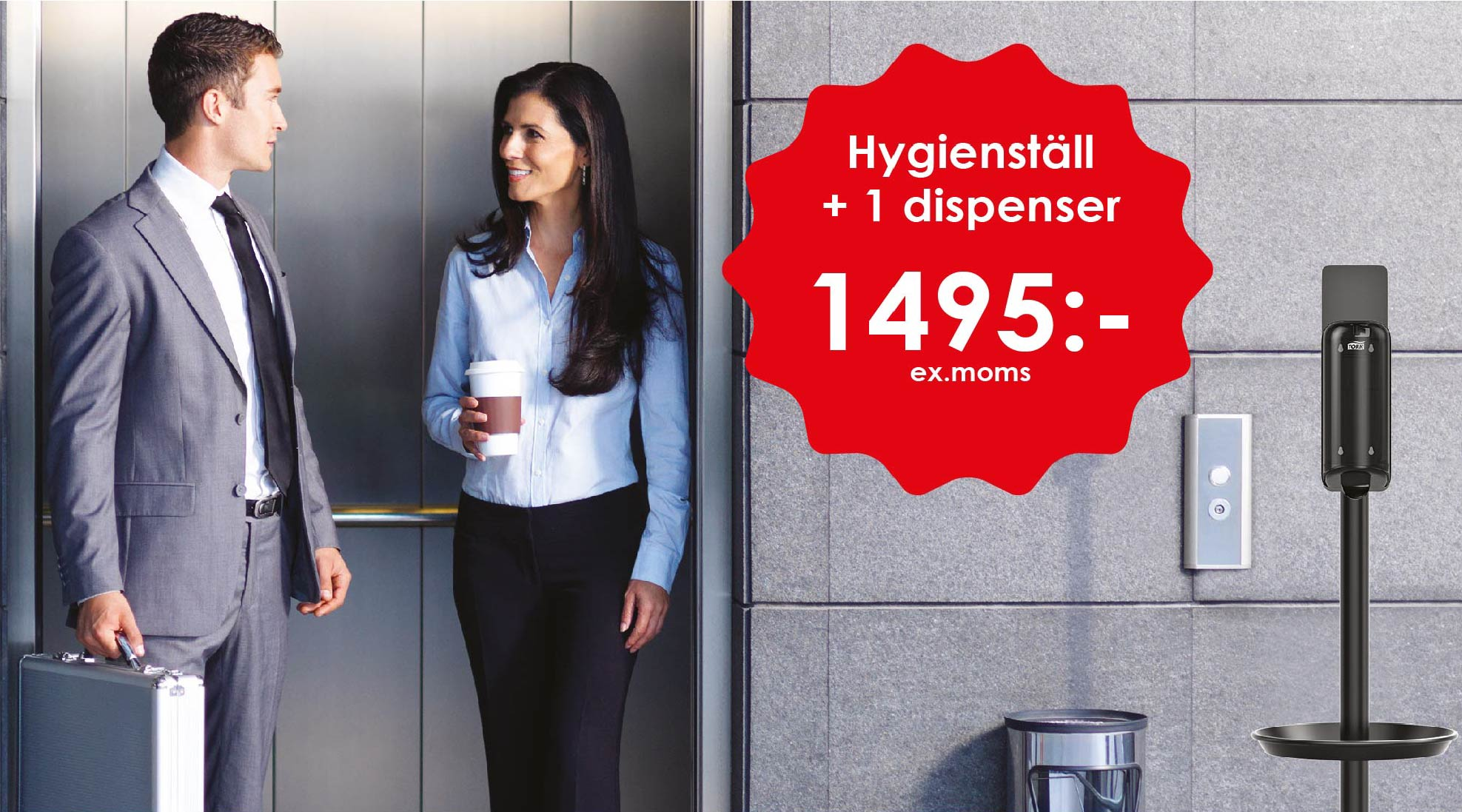 Campaign banner local only Hygienställ