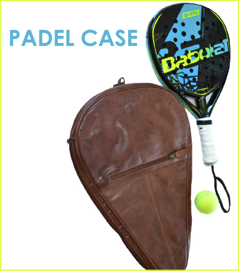 Campaign banner local only Padel Case