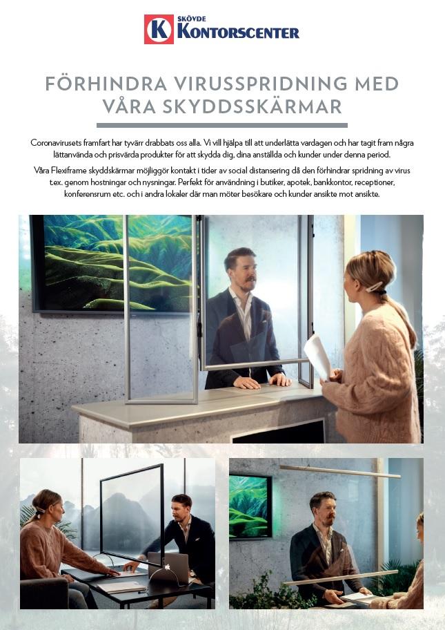 Campaign banner local only Skyddsskärmar
